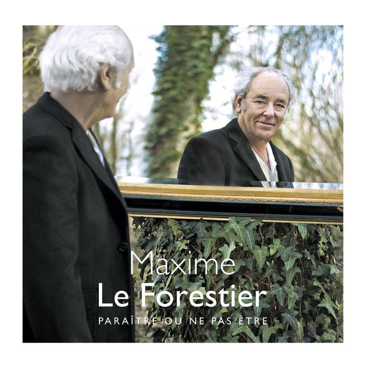 """La pochette de l'album""""Paraître ou ne pas être"""" (SEBASTIEN THEURIER)"""