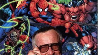 Stan Lee, créateur de nombreux personnages Marvel, est mort à 95 ans, le 12 novembre 2018. (REX / SIPA)