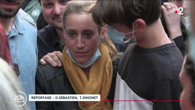 """Procès de Valérie Bacot : libre, elle se dit """"vidée mentalement et physiquement"""""""