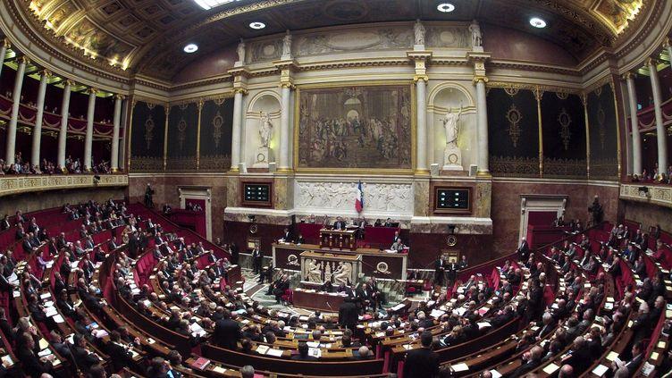 L'Assemblée nationale, à Paris, le 29 novembre 2011. (CHARLES PLATIAU / REUTERS)