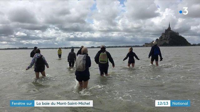 Manche : la baie du Mont-Saint-Michel, belle mais dangereuse