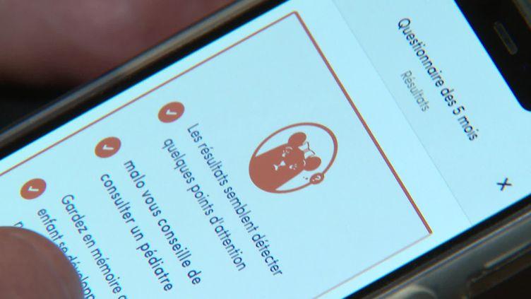 Malo, un carnet de santé 2.0 (Y. Ledos / France Télévisions)
