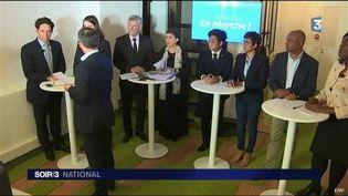 Le débat télévisé LREM a fait un flop sur Internet. (FRANCE 3)