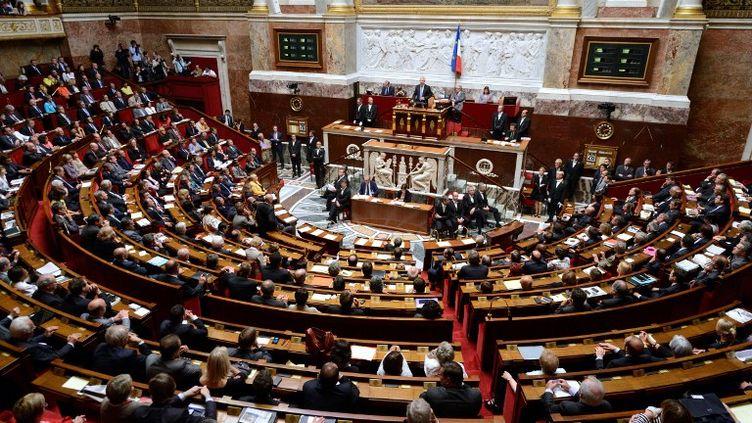 Les députés ont débattu pendant trois jours sur le projet de loi de finances rectificative. (ERIC FEFERBERG / AFP)