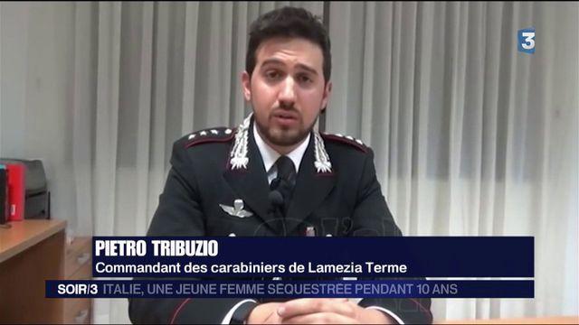Italie : La police délivre une femme séquestrée et violée depuis dix ans