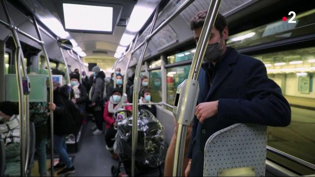 Anti-Covid : les transports en commun innovent