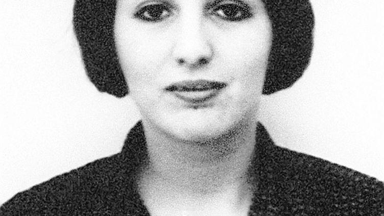 """Christelle Blétry, une des """"disparues de l'A6"""", a ététuée de 123 coups de couteau et découverte dans un fossé à la sortie de Blanzy (Saône-et-Loire), le28 décembre 1996. (MAXPPP)"""