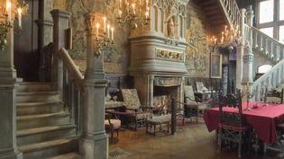Maison de Pierre Loti. (FRANCE 2)