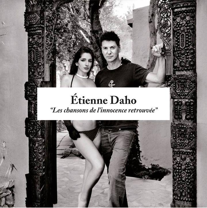 La pochette d'Etienne Daho revue pour les affiches du métro parisien.  (Mercury)