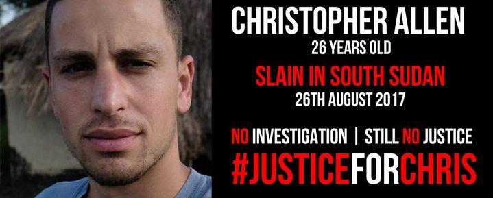 Article de Reporters sans Frontières alertant sur le cas de Christopher Allen (REPORTERS SANS FRONTIERES)