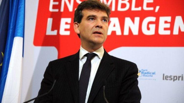 Arnaud Montebourg (AFP)