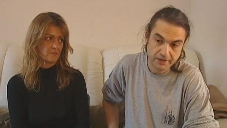 La soeur et le frère d'Edwige Ligoneche, Lundi 24 novembre (FTVi / Isabelle Staes et Benoît Jourdan / France 2)