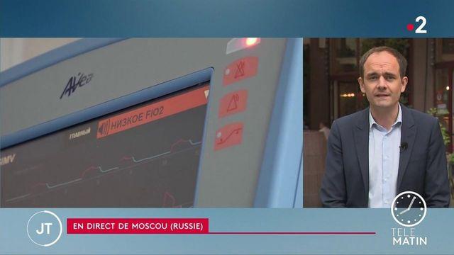 Covid-19: la Russie fait face à une recrudescence de l'épidémie