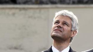 Laurent Wauquiez, président de la région Auvergne-Rhone-Alpes. (PHILIPPE DESMAZES / AFP)