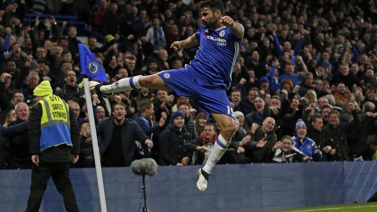 Diego Costa et Chelsea continuent leur marche en avant. Impressionnant !