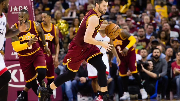 Kevin Love (Cavaliers) (JASON MILLER / GETTY IMAGES NORTH AMERICA)