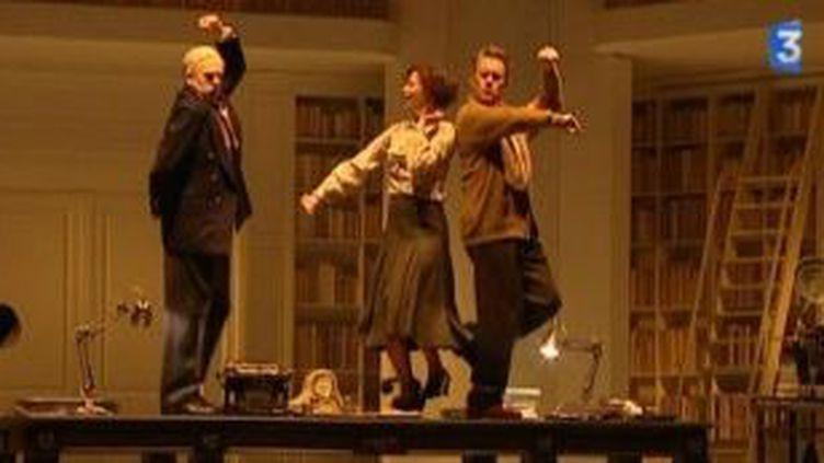 My Fair Lady, des airs de Broadway au Châtelet  (Culturebox)