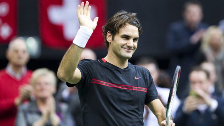 La satisfaction de Roger Federer