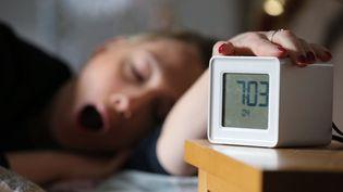 Les horloges numériques s'étaient décalées de plusieurs minutes en quleques mois. (MAXPPP)