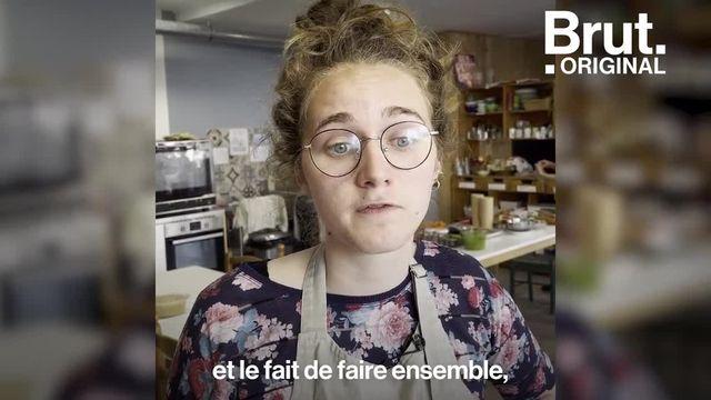 L'objectif : vendre des repas à prix libre ou les distribuer aux sans-abri. Cette idée, c'est celle de l'association Les Petites Cantines. Pendant ce temps-là, à Lyon...