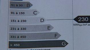Diagnostic énergétique (FRANCE 3)