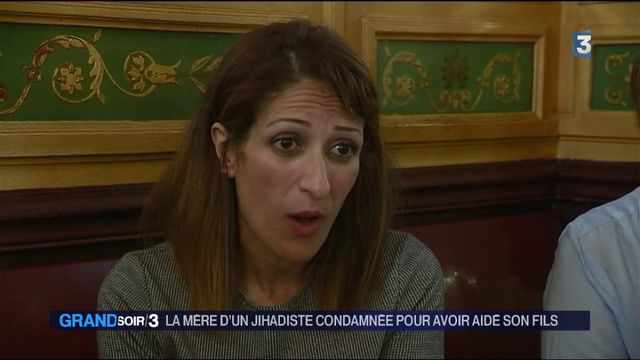 La mère d'un jihadiste condamnée pour avoir aidé son fils