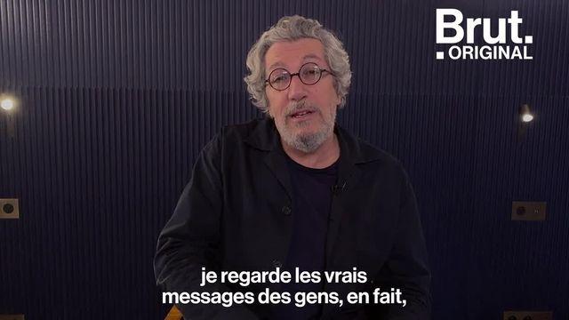À l'occasion de la sortie du film #JeSuisLà, Alain Chabat fait un tour d'horizon des réseaux sociaux et des drôles de choses qui s'y passent.