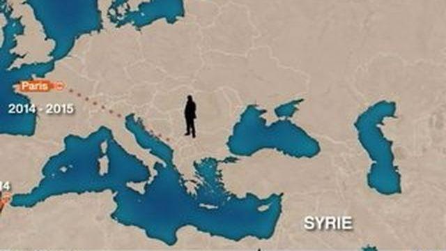 Attaque du Thalys : le suspect était connu des services de renseignement