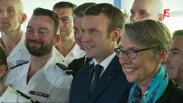 Emmanuel Macron: des propos qui font polémique