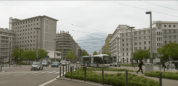Grenoble  (France 3 / Culturebox)