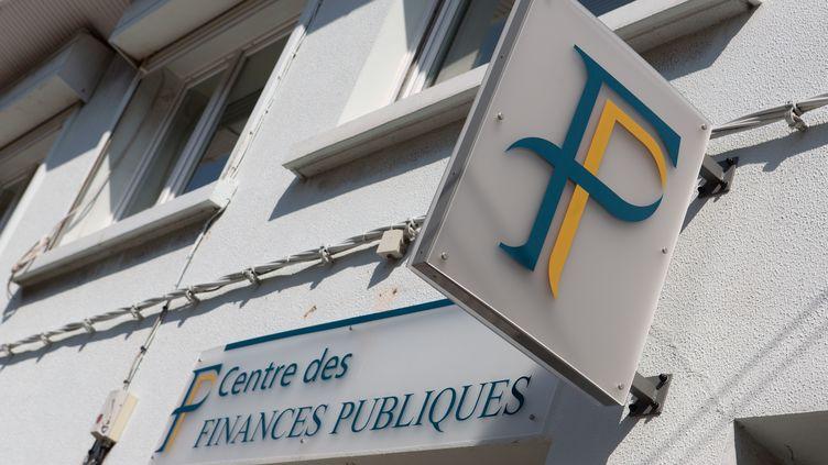 Le centre des Finances publiques d'Etaples-sur-mer (Pas-de-Calais), le 31 octobre 2018. (GILLES TARGAT / GILLES TARGAT)