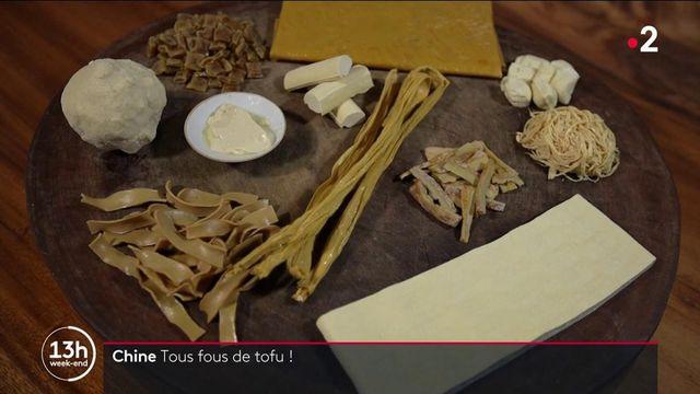 Alimentation : les Chinois sont fous de tofu