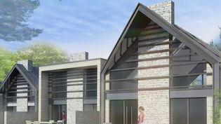 Loir-et-Cher : un gigantesque projet immobilier fait polémique à Chambord (FRANCE 2)