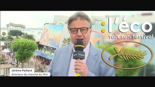 Jérôme Paillard, directeur du marché du film du Festival de Cannes : « Netflix, Amazon et Youtube modifient les équilibres économiques » (FRANCEINFO)
