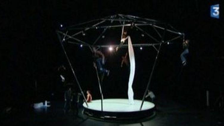 """Le cirque Archaos en tournée avec """"In vitro""""  (Culturebox)"""