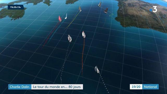 Vendée Globe : premier arrivé, Charlie Dalin pourrait ne pas être le vainqueur