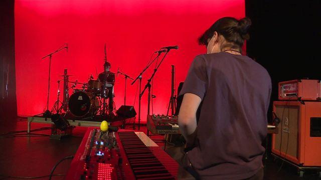 Lille: les étudiants de l'école de musique en concert