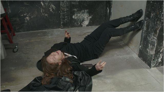 """Isabelle Huppert dans """"Abus de confiance"""" de Catherine Breillat  (Flach Film Production)"""