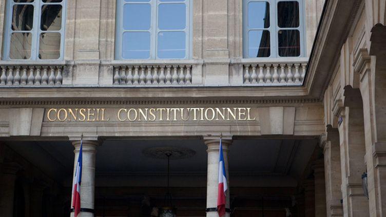 (Le Conseil constitutionnel (illustration) © MaxPPP)