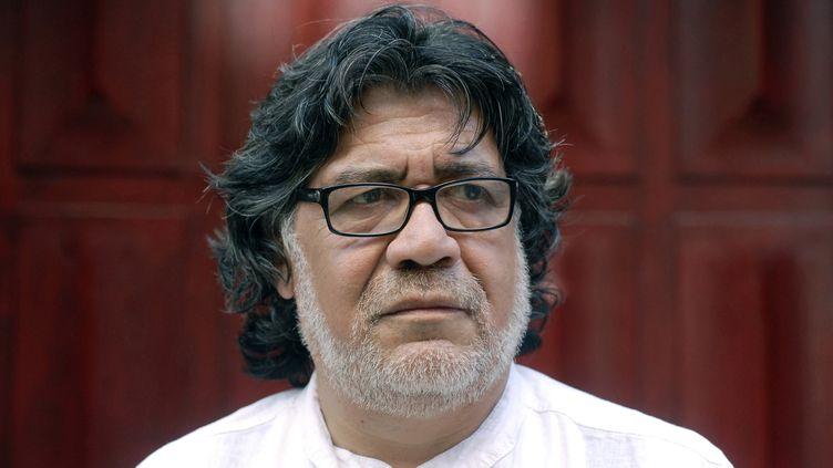 L'écrivain chilien Luis Sepulveda en 2012. (ULF ANDERSEN / ULF ANDERSEN)