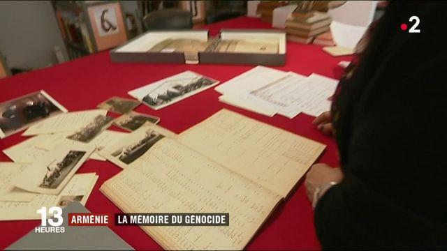 Arménie : la mémoire du génocide