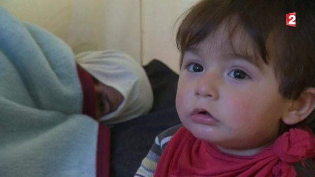 Syrie : la situation humanitaire est critique à la frontière turque
