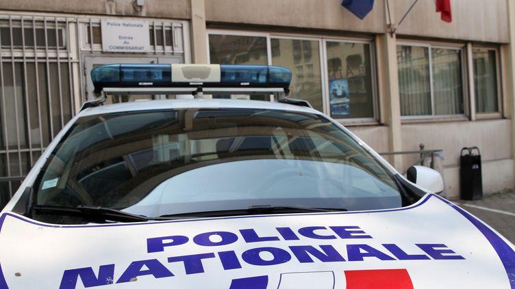 Illustration d'une voiture de la police nationale. (OLIVIER BOITET / MAXPPP)