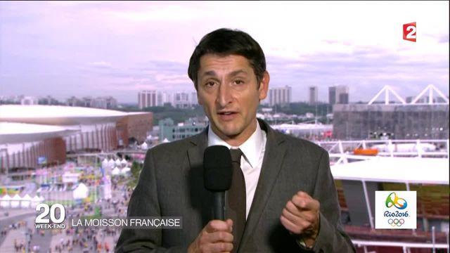 JO 2016 : un record de médailles pour la France
