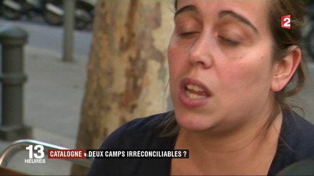 Catalogne : deux camps irréconciliables ?