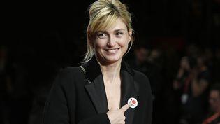 Julie Gayet en octobre 2019 à Lyon (JO?L PHILIPPON / MAXPPP)