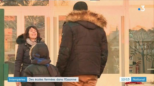 Intempéries : dans l'Essonne, certaines écoles restent fermées