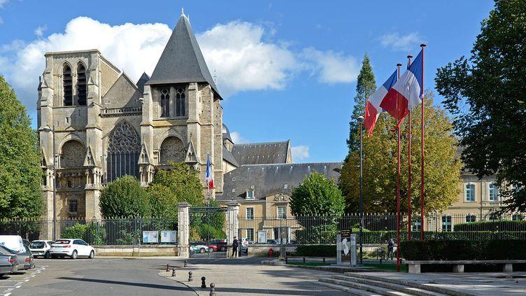 Abbaye de la Couture, Le Mans, Sarthe (WIKIMEDIA COMMONS)