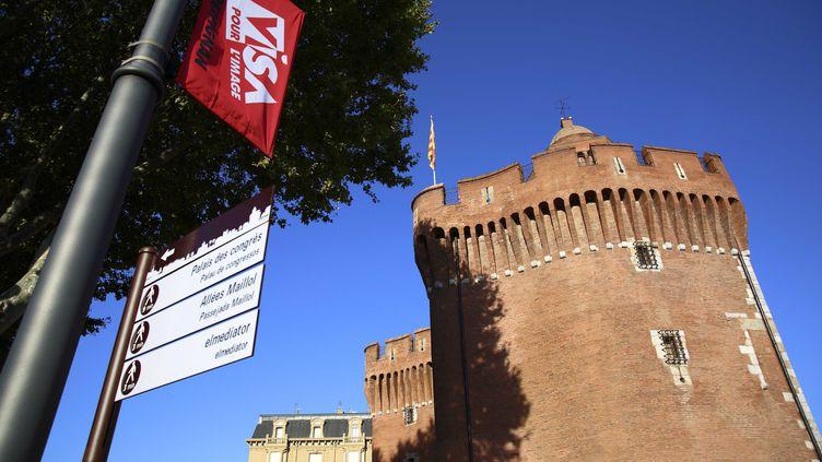 Visa pour l'Image ouvre à Perpignan (LODI FRANCK/SIPA)