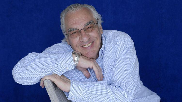 Le romancier Didier Decoin, en 2001. (ULF ANDERSEN / ULF ANDERSEN / AFP)